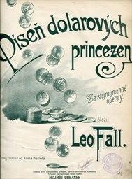 Píseň dolarových princezen