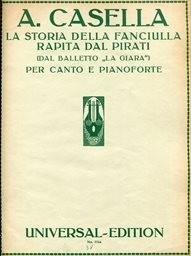 La storia della fanciulla rapita dal pirati