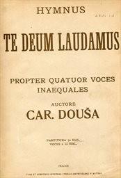 Hymnus Te Deum laudamus