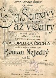 Od Šumavy až v Tatry, op. 97
