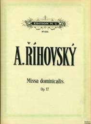 Missa dominicalis (facilis), op.17
