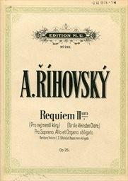 Requiem II. op.25