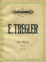 Ave Maria, op. 11