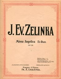 Missa Angelica Es dur op.35