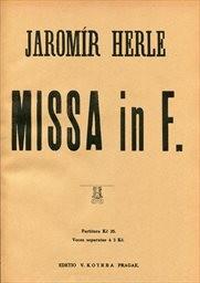 Missa in F