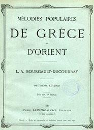 30 mélodies populaires de Gréce et d'Orient