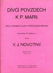 Dívčí povzdech k P. Marii