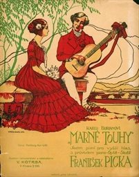 Marné touhy, op. 48