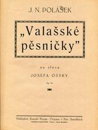 Valašské pěsničky, op. 78