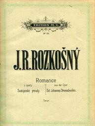 Svatojánské proudy: Romance