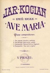 """Dvě """"Ave Maria"""""""