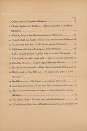 Chansons populaires tchécoslovaques