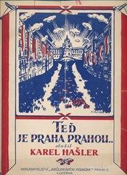 Teď je Praha Prahou..
