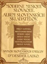 Moderne musique slovaque