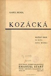 Kozácká