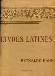 Etudes latines