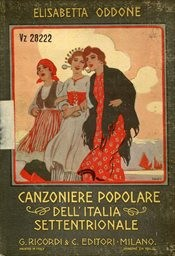 Canzoniere popolare dell'Italia settentrionale