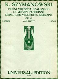 Piesni Muezzina Szalonego
