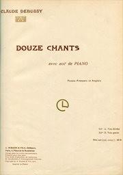 Douze chants
