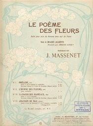 Le poeme des fleurs
