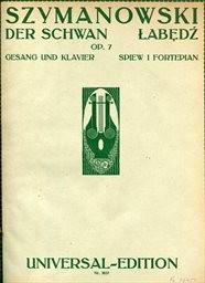 Der Schwan op. 7