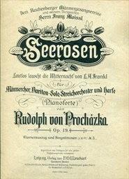 Seerosen op. 19