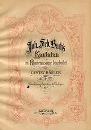 Die Elenden sollen essen, BWV 75