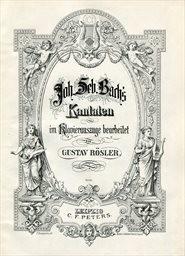 Du Hirte Israel, höre, BWV 104