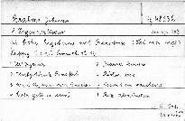 8 Zigeunerlieder, op. 103