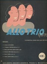Allo-trio zpívá