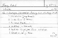 6 Lieder für 4 stimmigen Männerchor, op. 32