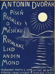 Píseň Rusalky o měsíčku