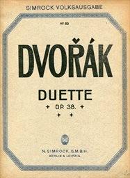 Duette. Op. 38