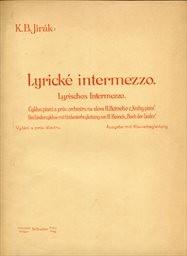 Lyrické intermezzo