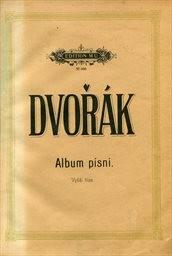 Album písní A. Dvořáka
