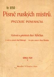 Písně ruských mistrů