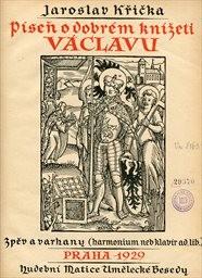 Píseň o dobrém knížeti Václavu