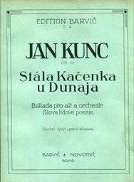Stála Kačenka u Dunaja