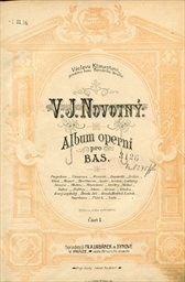 Operní album pro bas