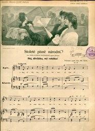 Stoleté písně národní