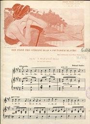 Dvě písně s průvodem klavíru