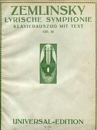 Lyrische Symphonie in sieben Gesängen