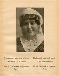 Bulharské národní písně