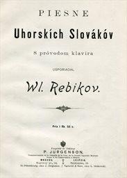 Piesne uhorskich Slovákov