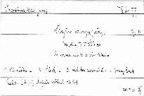 Čtyři dvojzpěvy, op. 13
