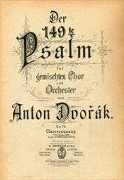 Der 149te Psalm. Op. 79