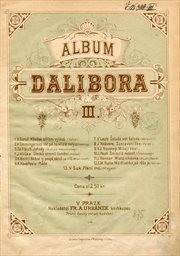 Album Dalibora                         (III)
