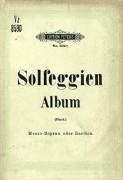 Solfeggien - Album