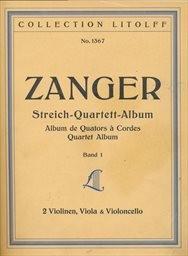 Streich-Quartett-Album                         (Band 1)