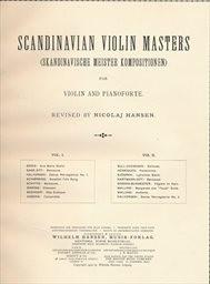 Scandivavian violin masters